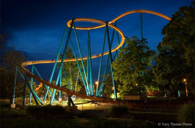 Six Flags Over Georgia - Goliath Coaster / The Helix for McMicha